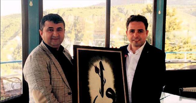 Ankaralı hukukçulardan Gazel'e anlamlı ziyaret