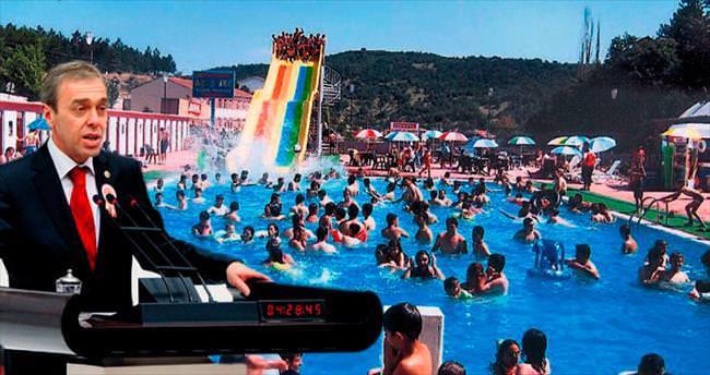 Yoncalı'ya termal turizm kenti