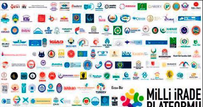 100 STK'dan 'Milli İrade'ye tam destek