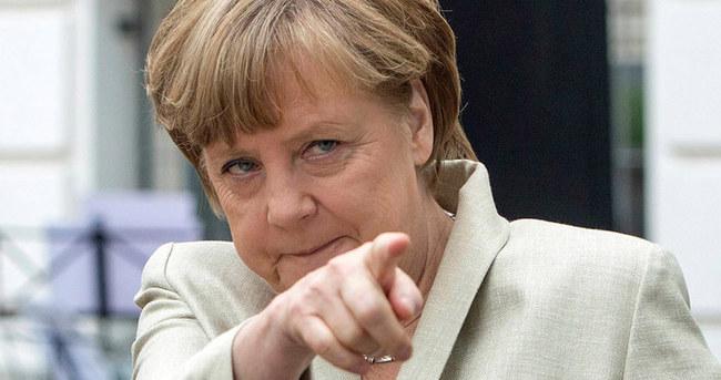 Dünyanın en güçlü kadını Merkel