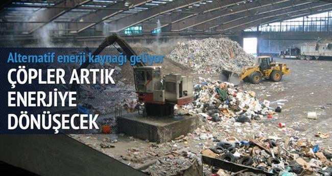 Türkiye'de kişi başı 1 kilo çöp üretiliyor