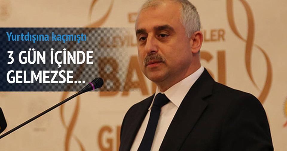 Mustafa Yeşil, kaset için ifadeye çağırıldı