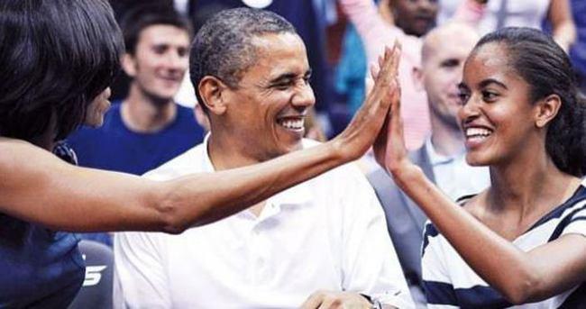 Malia Obama'ya Kenya'dan talip