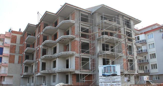 Konut satışları patladı ama yeni inşaat ruhsatları azaldı