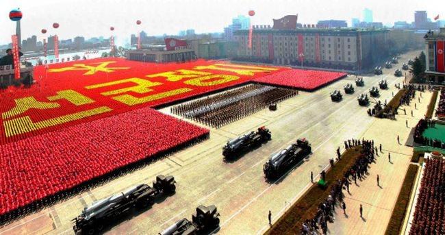 Kuzey Kore'nin nükleer programı