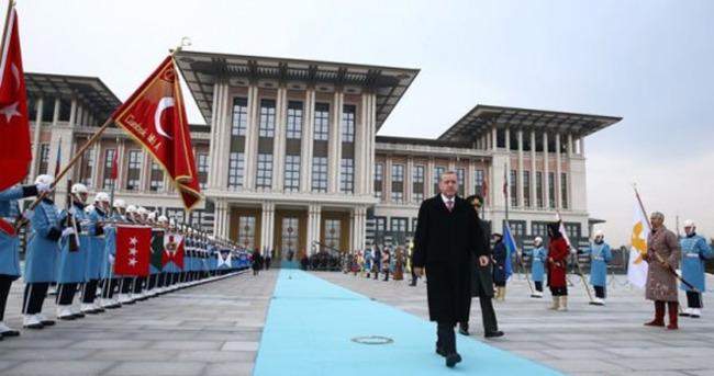 Cumhurbaşkanlığı'ndan 'Danıştay kararı' açıklaması