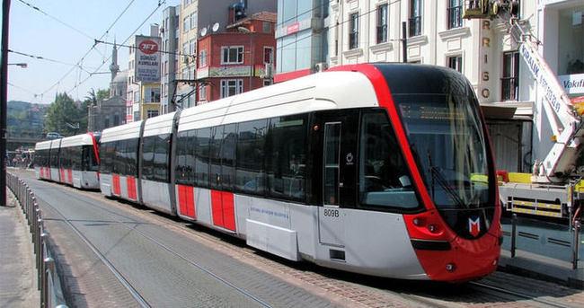 Tramvaylar elektriği raylardan alacak