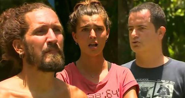 Survivor'da Merve ve Doğukan birbirine girdi