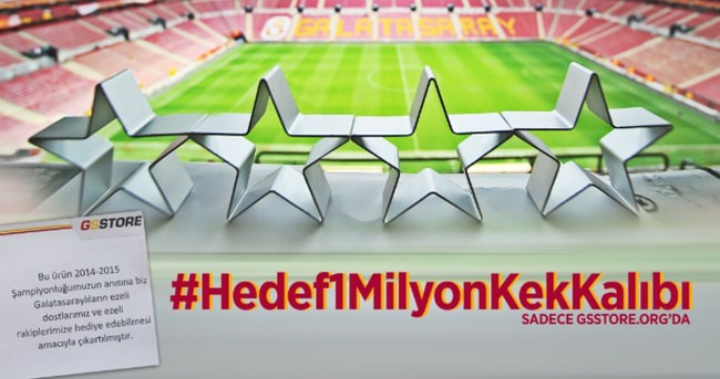 Galatasaray'dan Fenerbahçelileri kızdıracak ürün
