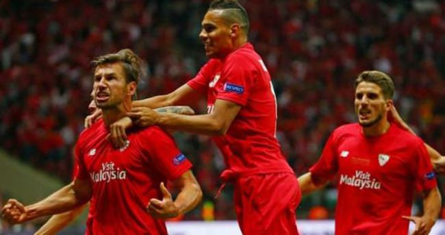 UEFA Avrupa Ligi Kupası Sevilla'nın