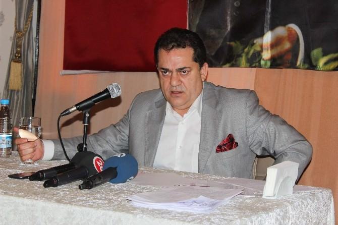 Eskişehirspor'de Halil Ünal Adaylığını Açıkladı
