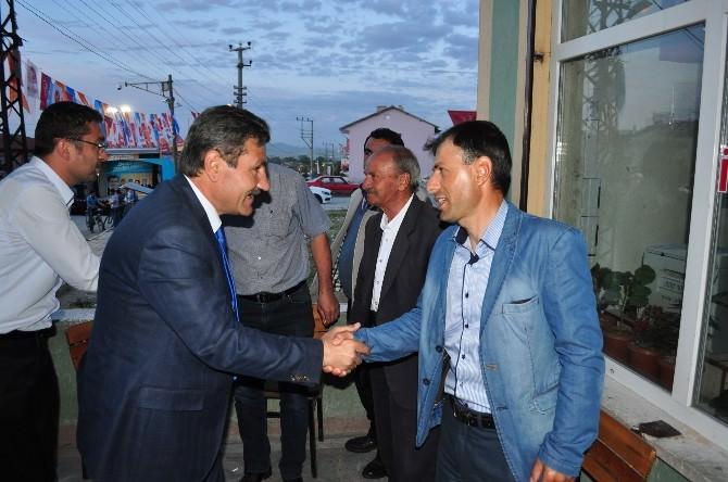 AK Parti Afyonkarahisar Milletvekili Adayı Halil Ürün: