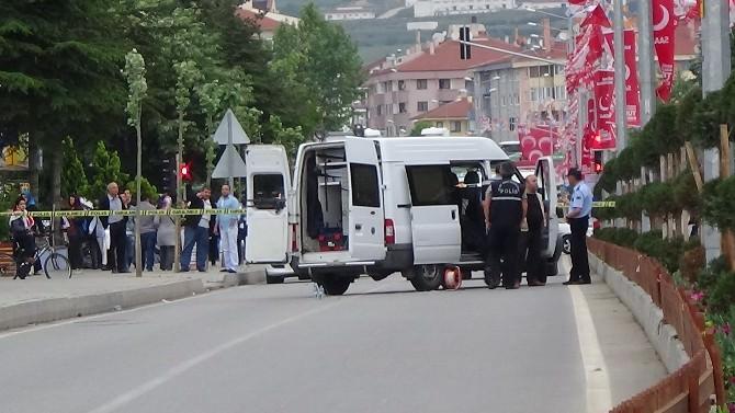 Bolu'da Şüpheli Paket Fünyeyle Patlatıldı