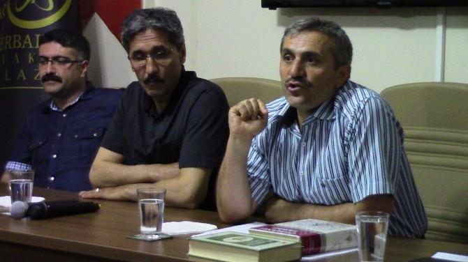 Elazığ'da 'Fatih Ve Fetih Ruhu' Konulu Panel Yapıldı