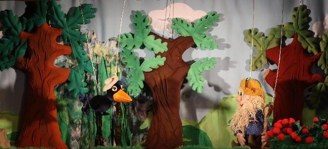 10'uncu Uluslararası Eskişehir Çocuk Ve Gençlik Tiyatroları Festivali Sona Erdi