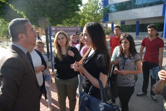 GTO Başkanı Bartık'tan Tecrübe Paylaşımı