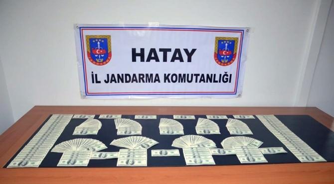 Hatay'da Sahte Para Operasyonu