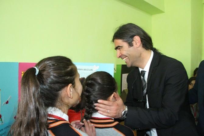 Hoçuvan Hasköy Atatürk Ortaokulu'ndan 4006 TÜBİTAK Bilim Fuarı