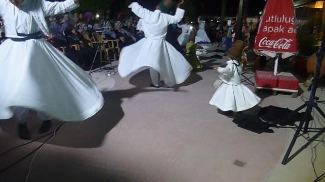 Osmaneli'de Sema Gösterisi Ve Gönülden Sohbetler Programı