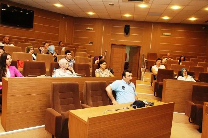 Büyükşehir'in Eğitimcilerine İletişim Semineri