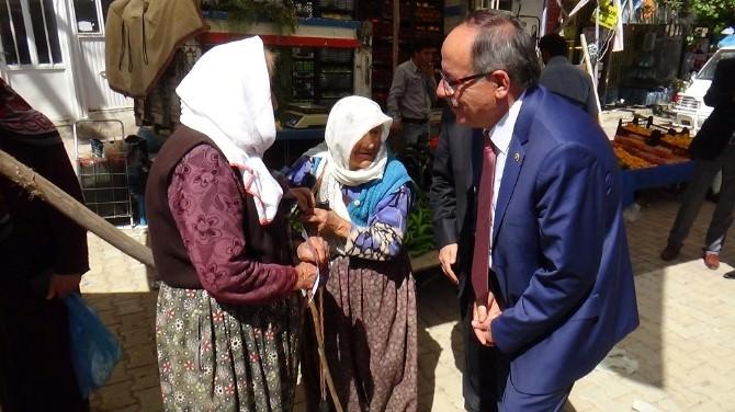 MHP'den AK Partili Ünal'a Erkek Tepkisi