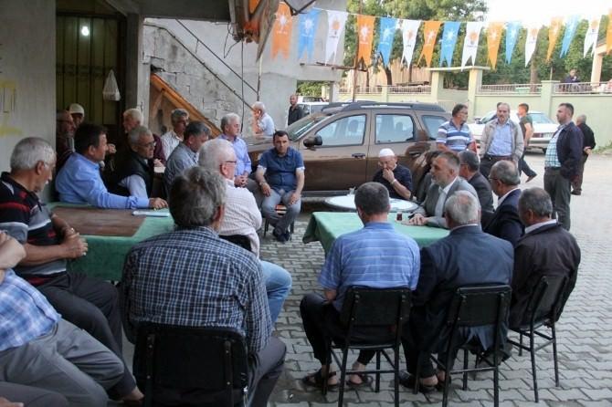 """Milletvekili Adayı Hacıeyüpoğlu: """"7 Haziran'da Sadece Milletimiz Konuşacak"""""""