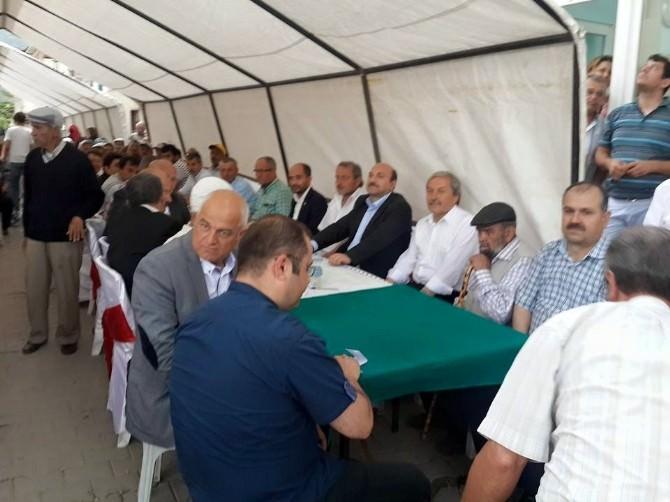 Osmaneli'de Selanikliler Derneğinin Açılış Yapıldı