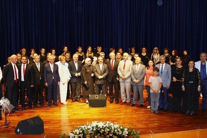 SAÜ'de Türk Sanat Müziği Konseri Düzenlendi