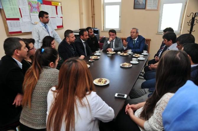 YYÜ'den Işıkpınar İlköğretim Okulu'na Ziyaret