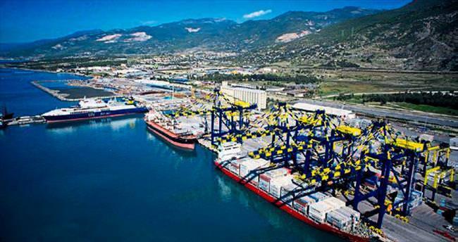 Hatay'ın dış ticareti 13 yılda 7'ye katlandı