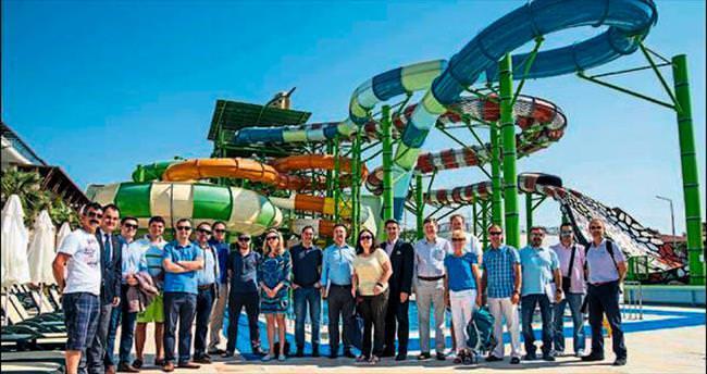 Eğlence devleri Antalya'da