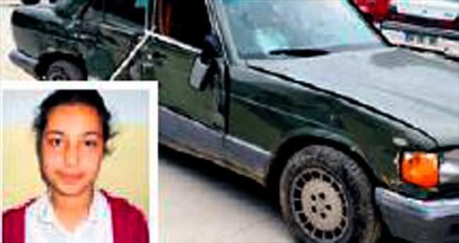 16 yaşındaki sürücünün çarptığı Büşra yoğun bakımda