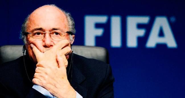 FIFA'ya operasyon