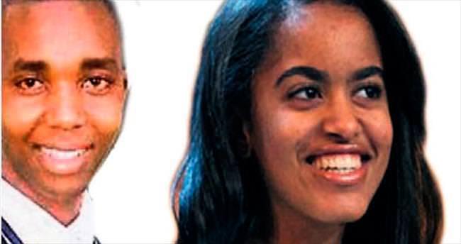 Obama'nın kızı Malia'ya Kenya'dan talip var