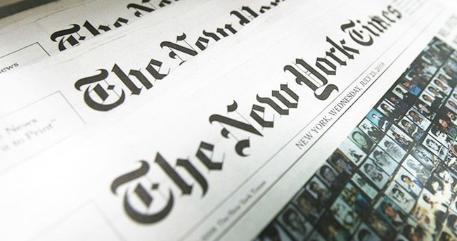 New York Times hacklendi
