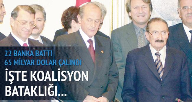 Koalisyon sevdalıları bu Türkiye'yi unutmuş!