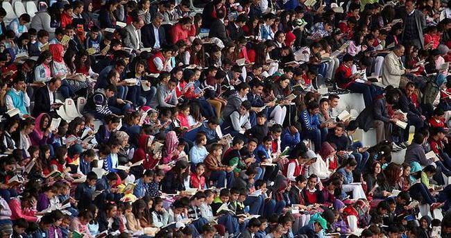 Dünya rekorunu Erzurum'da kırdılar