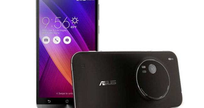 ASUS'tan selfie odaklı telefon