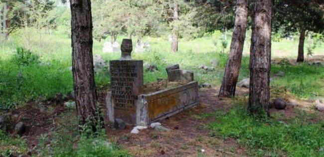 Son Selçuklu sultanının mezarı o ilde bulundu