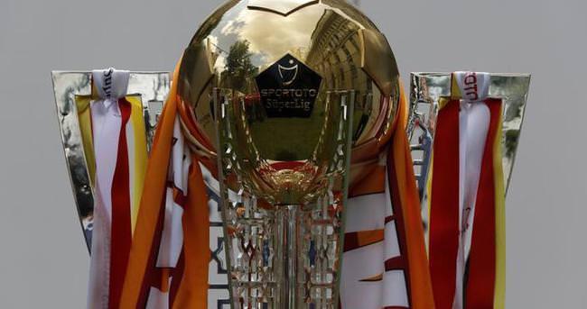 İşte Galatasaray'ın kupası