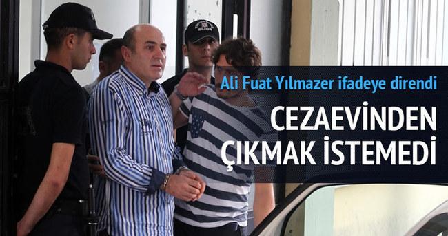 Ali Fuat Yılmazer 2. Kez tutuklandı