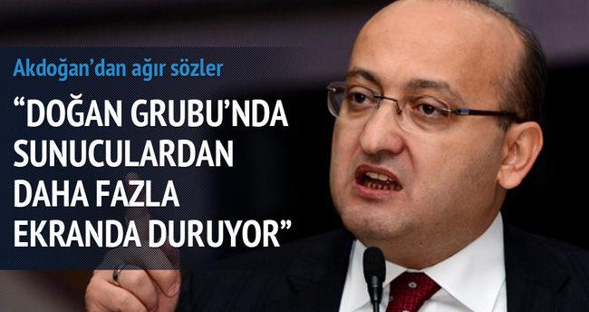 Akdoğan'dan Demirtaş'a ağır sözler