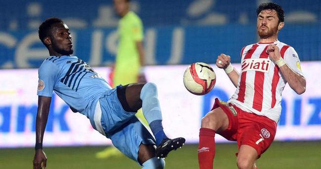 Antalyaspor final kapısını araladı