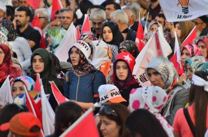 Başbakan Davutoğlu, Malatya'da