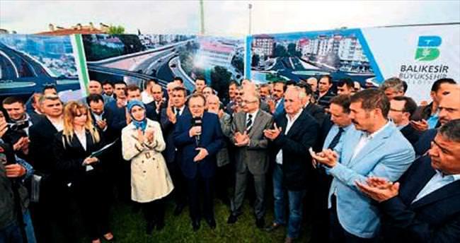 Yeni Türkiye'nin Balıkesir'i kuruluyor
