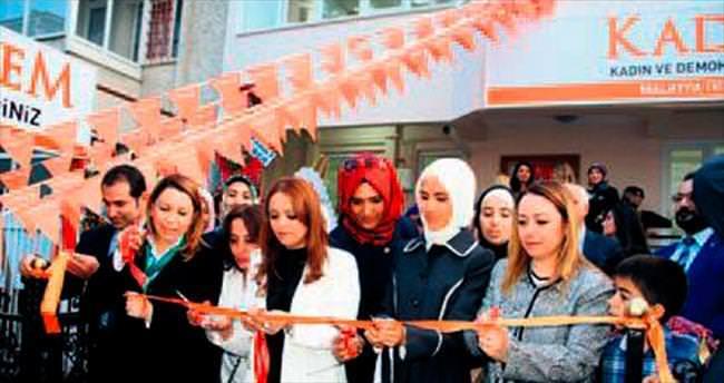 KADEM Malatya Temsilciliği açıldı