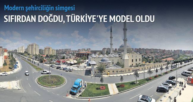 Başakşehir sıfırdan doğdu Türkiye'ye model oldu
