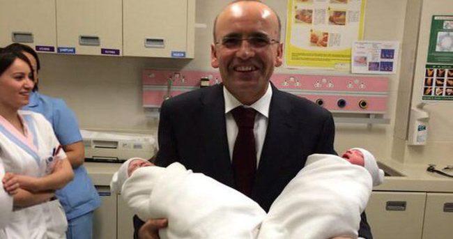 Bakan Şimşek'in kızından müjdeli haber