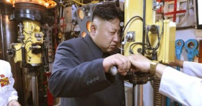 Kim Batı'ya karşı nükleer pazarlıkta yine montaj oyununa başvurdu