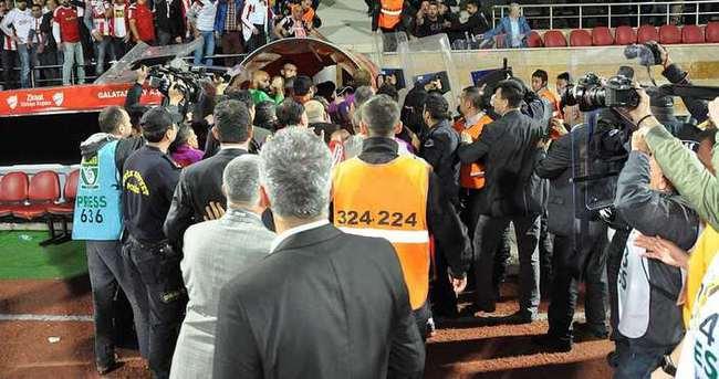 PFDK'dan Sivasspor'a ceza